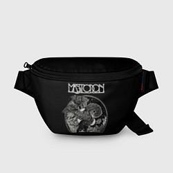 Поясная сумка Mastodon: Dark Witch цвета 3D-принт — фото 1