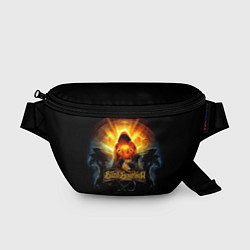 Поясная сумка Blind Guardian: Guide to Space цвета 3D — фото 1
