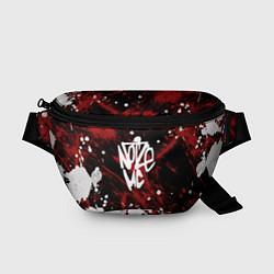 Поясная сумка Noize MC цвета 3D-принт — фото 1