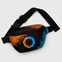 Поясная сумка PORTAL цвета 3D — фото 2