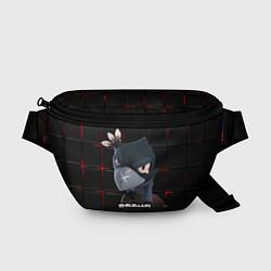 Поясная сумка Brawl Stars Crow Ворон цвета 3D — фото 1