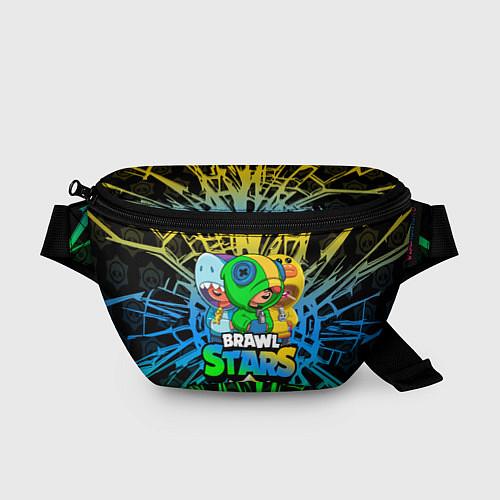 Поясная сумка BRAWL STARS LEON SKINS / 3D – фото 1