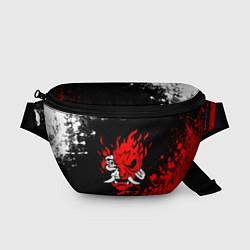 Поясная сумка CYBERPUNK 2077 цвета 3D — фото 1