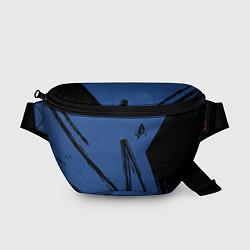 Поясная сумка Star Trek цвета 3D-принт — фото 1