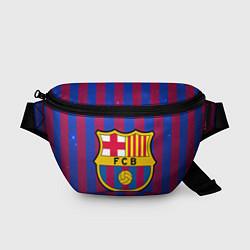 Поясная сумка Barcelona цвета 3D-принт — фото 1