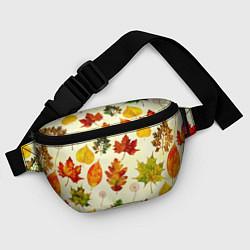 Поясная сумка Осень цвета 3D — фото 2