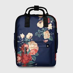 Женский рюкзак Fashion flowers