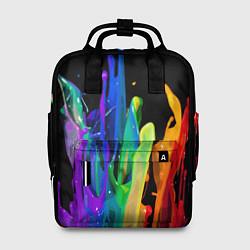Женский рюкзак Всплеск красок
