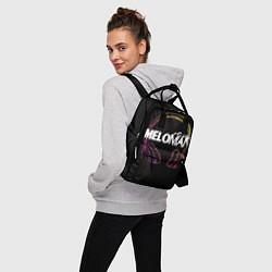 Рюкзак женский Meloman цвета 3D-принт — фото 2
