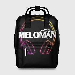 Рюкзак женский Meloman цвета 3D — фото 1