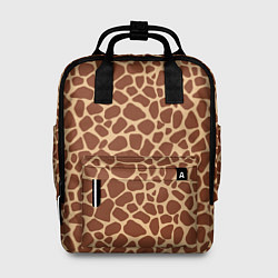 Рюкзак женский Жираф цвета 3D — фото 1