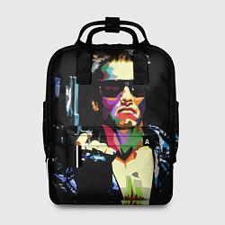 Рюкзак женский Terminator Art цвета 3D — фото 1