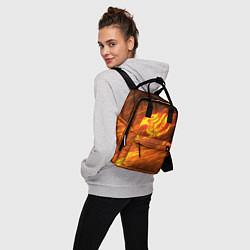 Рюкзак женский NATSU DRAGNEEL цвета 3D-принт — фото 2
