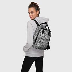 Рюкзак женский Везименямразь цвета 3D — фото 2