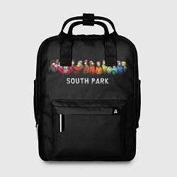 Рюкзак женский ЮЖНЫЙ ПАРК цвета 3D — фото 1