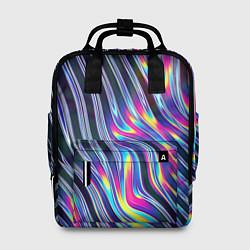 Рюкзак женский DIGITAL ABSTRACT цвета 3D — фото 1