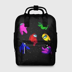 Рюкзак женский Among Us цвета 3D — фото 1