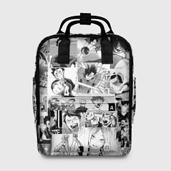 Рюкзак женский Haikyu цвета 3D — фото 1