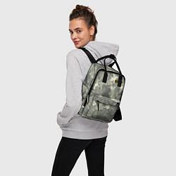 Рюкзак женский O I + цвета 3D-принт — фото 2