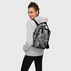Рюкзак женский Paisley цвета 3D — фото 2