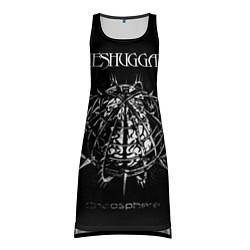 Туника женская Meshuggah: Chaosphere цвета 3D — фото 1