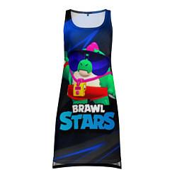 Туника женская Базз Buzz Brawl Stars цвета 3D-принт — фото 1
