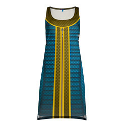 Туника женская Overalls 111 цвета 3D — фото 1