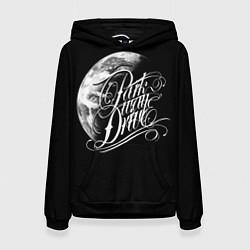 Толстовка-худи женская Parkway Drive цвета 3D-черный — фото 1