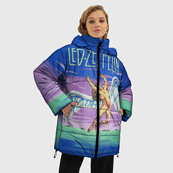Куртка зимняя женская Led Zeppelin: Angel - фото 2