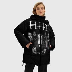 Куртка зимняя женская HIM Rock - фото 2