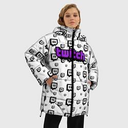Куртка зимняя женская Twitch Online - фото 2