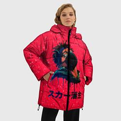 Куртка зимняя женская SCARLXRD Rap - фото 2