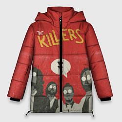 Куртка зимняя женская The Killers - фото 1