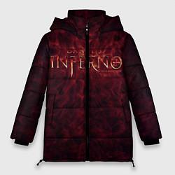Куртка зимняя женская Ад Данте - фото 1