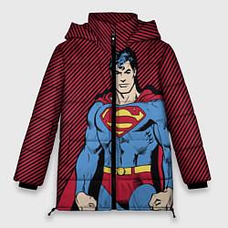 Куртка зимняя женская I am your Superman - фото 1