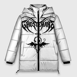 Куртка зимняя женская Ghostemane цвета 3D-черный — фото 1