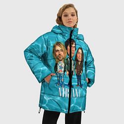 Куртка зимняя женская Nirvana: Water - фото 2