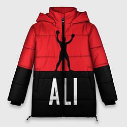 Куртка зимняя женская Ali Boxing - фото 1