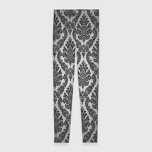 Женские леггинсы Гламурный узор / 3D-принт – фото 1