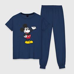 Женская пижама Микки Маус