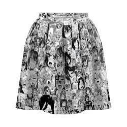 Женская юбка AHEGAO