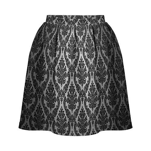 Женская юбка Гламурный узор / 3D-принт – фото 1