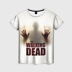 Футболка женская Walking Dead Shadow цвета 3D — фото 1