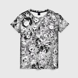 Женская футболка Manga Ahegao