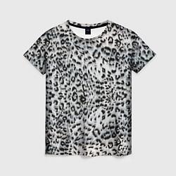 Женская футболка White Jaguar